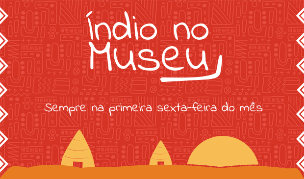 Índio no Museu